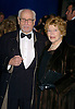 "Eli Wallach and Anne Jackson..at The Broadway opening of "" Fidler On The Roof"" on ..February 26, 2004 at the Minskoff Theatre. Photo by ..Robin Platzer, Twin Images"