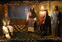 .The Santa Monica Nativity Scene:Scene 9 Herod's Court - Pilgrim Lutheran Church, on Tuesday, December 12, 2010.