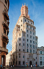 Sept. 4, 2011; Cuba Telephone Building, Havana, Cuba..Photo by Matt Cashore/University of Notre Dame