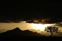 Kidepo National Park, in northeastern Uganda.
