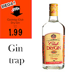 Gin trap