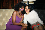 Honoree Brigid Turner and Nikkie Attend The 4th Annual Beauty and the Beat: Heroines of Excellence Awards Honoring Outstanding Women of Color on the Rise Hosted by Wilhelmina and Brand Jordan Model Maria Clifton Held at the Empire Room, NY 3/22/13
