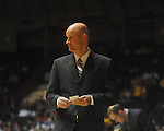 "Ole Miss coach Andy Kennedy at C.M. ""Tad"" Smith Coliseum in Oxford, Miss. on Saturday, December 4, 2010."