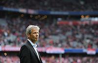 FUSSBALL   1. BUNDESLIGA  SAISON 2011/2012   1. Spieltag FC Bayern Muenchen - Borussia Moenchengladbach           07.08.2011 Trainer Lucien Favre (Borussia Moenchengladbach)
