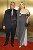 Mike Nichols and wife Diane Sawyer..arriving at the 59th Annual Tony Awards on June 5, 2005 at ..Radio City Music Hall. ..Photo by Robin Platzer, Twin Images