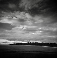 Cumulous Clouds, Occold, Suffolk, 2011