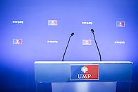 UMP: SOIREE ELECTORALE