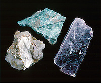MICA SILICATE MINERALS<br />