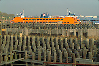 Staten Island Ferry, New York City, New York, Staten Island
