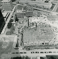 1975 May 05..Redevelopment..Downtown South (R-9)..Royster Building construction.First Virginia Tower construction...NEG#..