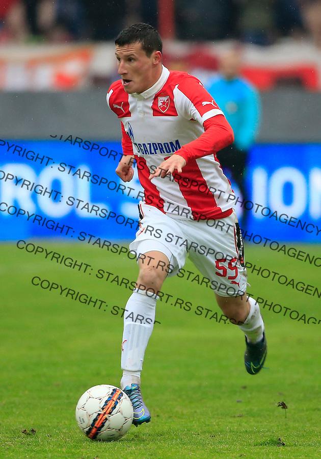 Fudbal Jelen Super League season 2015-2016<br /> Crvena Zvezda v Vozdovac<br /> Slavoljub Srnic<br /> Beograd, 28.11.2015.<br /> foto: Srdjan Stevanovic/Starsportphoto&copy;