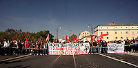 Studenti contro il Ddl Gelmini