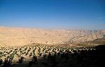 Jordan, landscape south of Madaba&amp;#xA;<br />