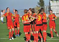2013.10.26 Greece - Belgium