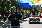 Los Altos High School Homecoming Parade