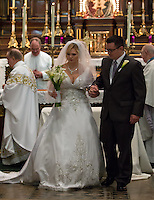 Emilia and Chris exchanged vows at The Immaculate Heart of Mary Church, Brereton Ave, Pittsburgh, PA on November 10, 2012.