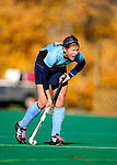 25 October 2009: Columbia University Lion forward Carson Christus, a Sophomore from Bernardsville, NJ, in action against the University of Vermont Catamounts at Moulton Winder Field in Burlington, Vermont. The Lions shut out the Catamounts 1-0. Mandatory Credit: Ed Wolfstein Photo
