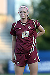 17 September 2016: Boston College's Madison Kenny. The Duke University Blue Devils hosted the Boston College Eagles at Koskinen Stadium in Durham, North Carolina in a 2016 NCAA Division I Women's Soccer match. Duke won the game 3-2.