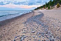 Twelve Mile Beach<br /> Pictured Rocks National Lakeshore, Michigan's Upper Peninsula