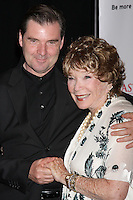 "LOS ANGELES - JUL 21:  Brendan Coyle, Shirley MacLaine at a photocall for ""Downton Abby"" at Beverly Hilton Hotel on July 21, 2012 in Beverly Hills, CA"