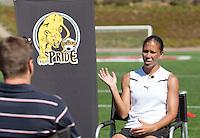 FC Gold Pride Practice September 25 2010