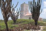 Washington Slagbaai National Park, Bonaire, Netherlands Antilles; view of the Seru Bentana lighthouse, near the northern most point on the island , Copyright © Matthew Meier, matthewmeierphoto.com All Rights Reserved
