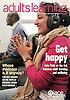 UK, London<br /> Adults Learning Magazine.Published by NIACE - National Institute Adults Continuing Education.<br /> Photography by Richard Olivier&copy;2009<br /> Tel 0044(0)208 944 6933<br /> www.linkphotographers.com