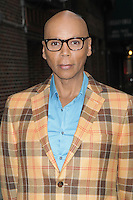 JUN 23 RuPaul At The Late Show With Stephen Colbert