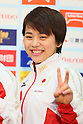 Japanese gymnasts return from World Championships
