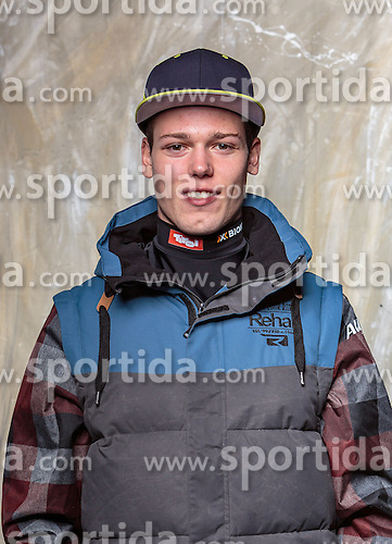 08.10.2016, Olympia Eisstadion, Innsbruck, AUT, OeSV Einkleidung Winterkollektion, Portraits 2016, im Bild Nathanael Mahler, Snowboard, Herren // during the Outfitting of the Ski Austria Winter Collection and official Portrait Photoshooting at the Olympia Eisstadion in Innsbruck, Austria on 2016/10/08. EXPA Pictures © 2016, PhotoCredit: EXPA/ JFK