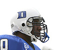 30 September 2006: Duke's Fred Roland. The Duke University Blue Devils lost 37-0 to the University of Virginia Cavaliers at Wallace Wade Stadium in Durham, North Carolina in an Atlantic Coast Conference NCAA Division I College Football game.