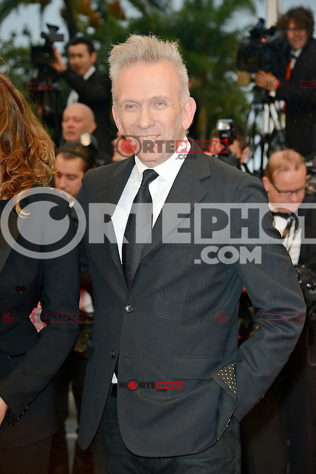 "Jean Paul Gaultier attending the ""Amour"" Premiere during the 65th annual International Cannes Film Festival in Cannes, France, 20th May 2012..Credit: Timm/face to face /MediaPunch Inc. ***FOR USA ONLY***"