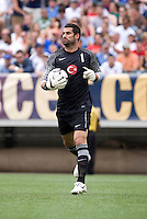 Volkan Demirel. The USMNT defeated Turkey, 2-1, at Lincoln Financial Field in Philadelphia, PA.