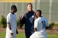 Caleb Porter, U23 National Team Head Coach.