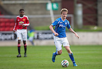 St Johnstone Academy v Manchester Utd Academy&hellip;.06.05.16  McDiarmid Park, Perth<br />Cameron Ballantyne<br />Picture by Graeme Hart.<br />Copyright Perthshire Picture Agency<br />Tel: 01738 623350  Mobile: 07990 594431
