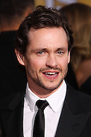 LOS ANGELES, CA - JANUARY 18: Hugh Dancy at the 20th Annual Screen Actors Guild Awards held at The Shrine Auditorium on January 18, 2014 in Los Angeles, California. (Photo by Xavier Collin/Celebrity Monitor)