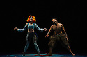 Philippe Decoufle Company DCA presents PANORAMA at Sadler's Wells. Performers are: Julien Ferranti and Marie Rual.