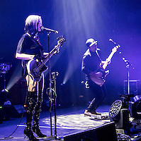 LAS VEGAS, NV - September 29, 2016: ***HOUSE COVERAGE*** PHANTOGRAM at Brooklyn Bowl in Las vegas, NV on September 29, 2016. Credit: Erik Kabik Photography/ MediaPunch