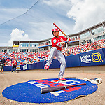 13 March 2016: St. Louis Cardinals infielder Kolten Wong stands on-deck prior to the start of a pre-season Spring Training game against the Washington Nationals at Space Coast Stadium in Viera, Florida. The teams played to a 4-4 draw in Grapefruit League play. Mandatory Credit: Ed Wolfstein Photo *** RAW (NEF) Image File Available ***