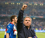 Ally McCoist defiant to the end