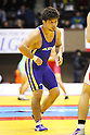 Makoto Sasamoto, December 23, 2011 - Wrestling : All Japan Wrestling Championship, Men's Greco-Roman Style -66kg at 2nd Yoyogi Gymnasium, Tokyo, Japan. (Photo by Daiju Kitamura/AFLO SPORT) [1045]