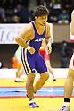 Makoto Sasamoto, December 23, 2011 - Wrestling : All Japan Wrestling Championship, Men's Greco-Roman Style -66kg at 2nd Yoyogi Gymnasium, Tokyo, Japan. (Photo by Daiju Kitamura/AFLO SPORT) [1045]