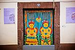 Madeira: Funchal Doorways