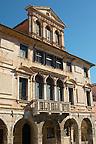 Palazzo Mascheroni Lisatti - Riva Vena - Chiggia - Venice Italy