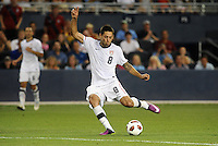 Clint Dempsey USMNT..USA defeated Guadeloupe 1-0 in Gold Cup play at LIVESTRONG Sporting Park, Kansas City, Kansas.