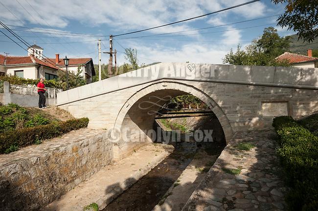 Belimost (white bridge), Vrange, Serbia
