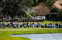 Ryo Ishikawa (JPN),.MARCH 22, 2012 - Golf :.Ryo Ishikawa of Japan tees off on the 6th hole during the first round of the Arnold Palmer Invitational at Arnold Palmer's Bay Hill Club and Lodge in Orlando, Florida. (Photo by Thomas Anderson/AFLO)(JAPANESE NEWSPAPER OUT)