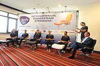 SCHAATSEN: WOLVEGA: 22-09-2014, Team Stressless, ©foto Martin de Jong
