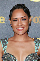 HOLLYWOOD, LOS ANGELES, CA, USA - JANUARY 06: Grace Gealey at the Los Angeles Premiere Of FOX's 'Empire' held at ArcLight Cinemas Cinerama Dome on January 6, 2015 in Hollywood, Los Angeles, California, United States. (Photo by David Acosta/Celebrity Monitor)