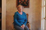Donna Ruth Roberts at her home on Wednesday, February 3, 2010 in Oxford, Miss.
